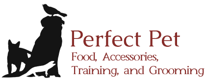 Perfect Pet Food and Accessories Logo